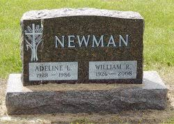 Adeline Mehlhoff Newman (1928-1986) - Find A Grave Memorial