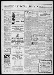the arizona sentinel 1907 11 13 the