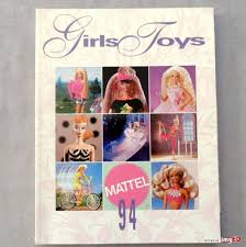 Barbie 1990s book catalog mattel 1994 barbie polly mcdonald's disney mackie  + - Image on imgED