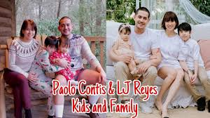 PAOLO CONTIS & LJ REYES FAMILY   SUMMER'S 1ST BIRTHDAY PARTY   SUMMER AND  AKI   PAOLO AND LJ - YouTube