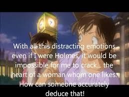 quotes about meitantei conan quotes