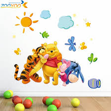 Winnie The Pooh Wall Stickers Cool Products Store