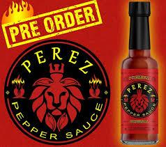 chris perez s new hot sauce holster