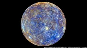 8 facts about the tiny planet mercury