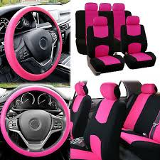 car seat covers steering wheel