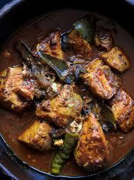 Sri Lankan red chilli fish curry ...