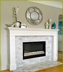 modern fireplace tile designs home