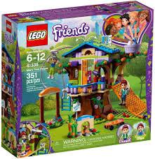 Đồ chơi lắp ráp LEGO Friends 41335 - Ngôi Nhà trên Cây của Mia (LEGO Friends  41335