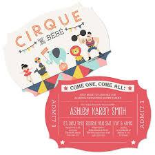Carnival Cirque Du Bebe Baby Shower Theme Bigdotofhappiness
