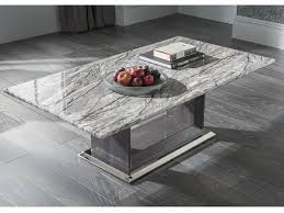 donatella grey marble coffee table dta