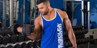 6 day dumbbell workout split
