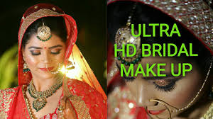 indian bridal makeup ultra hd makeup
