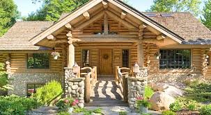 Home | Log Home Restoration & Log Home Repair Services