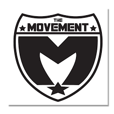 Shield Vinyl Decal Assorted Colors The Movement Store