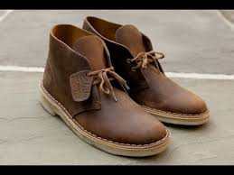 how to clean clarks desert boots v 2
