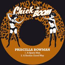Priscilla Bowman: A Spare Man / A Rockin Good Way - Music Streaming -  Listen on Deezer