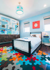 Space Themed Kids Room With Astronaut Duvet Cover Hgtv