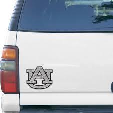 Auburn Tigers Bling Emblem Car Decal