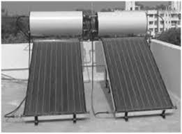 simple solar water heater installations