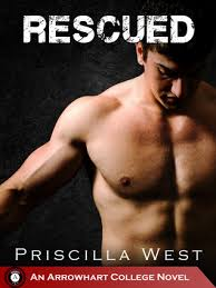 Rescued (Forever, #5) by Priscilla West