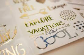 Awesome Svgs How To Create Foiled Stickers With Your Cricut