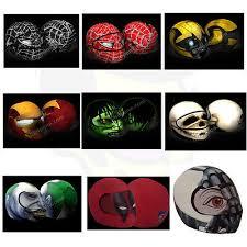 Skullskins Motorcycle Helmet Cover And Visor Sticker Shield Decal Street Hulk Ebay