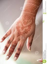 Henna Tatuaz Na Rece Zdjecie Stock Obraz Zlozonej Z Azjata 66821064