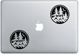 Family Infinity Decal Sticker For Car Truck Butterflies