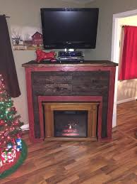 best snap shots faux fireplace tv stand