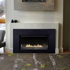 propane millivolt fireplace insert