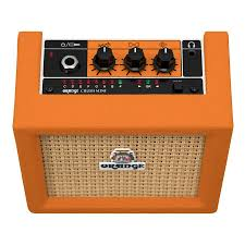 Orange Crush Mini 3-Watt Guitar Combo Amp | PMT Online