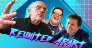 Watch the Back to the Future Cast Reunion with Host Josh Gad ...
