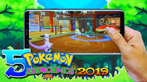 Top 5 New Pokémon Games in January 2019 (Android/IOS) - YouTube