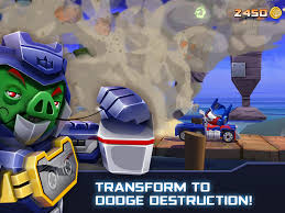 Angry Birds Transformers v1.1.31 Mod Money Jenga Unlocked - FREE 4 ALL