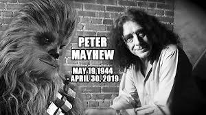 Peter Mayhew, the actor who played Chewbacca, dies at 74