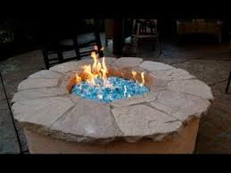 fire pit glass rocks you
