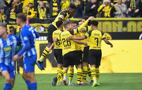 Post-Match Analysis: Borussia Dortmund 2-2 Hertha Berlin