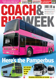 coach bus week issue 1268 pages 1