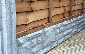 Precast Concrete Fencing Products Ni Fp Mccann
