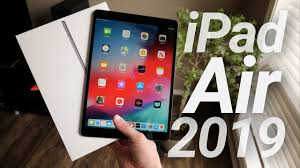 iPad Air 3 (2019) Unboxing & Review ...