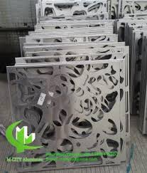 Aluminum Solid Panel Sheet Metal Facade Cladding Fence Bending Sheet 2 5mm Thickness For Curtain Wall Facade Decoration For Sale Laser Cut Aluminum Panel Manufacturer From China 107255256