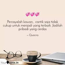 💞💞💞 percayalah kawan quotes writings by ina yah yourquote