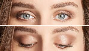 how to create a smoky eye with one