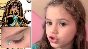 cute monster makeup tutorial saubhaya