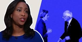 CNN Moderator Abby Phillip Criticized For Question About Sanders-Warren  Spat | TrigTent USA News