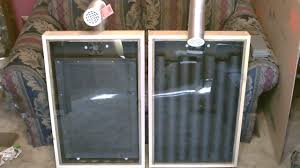 diy solar air heaters keep your garage