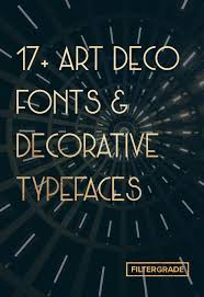 art deco fonts inspiration 17