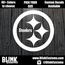 Auto Parts And Vehicles Pittsburgh Steelers Vinyl Sticker For Skateboard Luggage Laptop Tumblers Car Car Truck Graphics Decals Gpr Rotterdam Nl