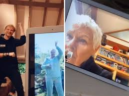 Dame Judi Dench introduced to TikTok ...