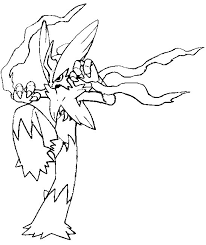Pokemon X 6 6 Pokemon Coloring Pages Mega Drawing Inspiration